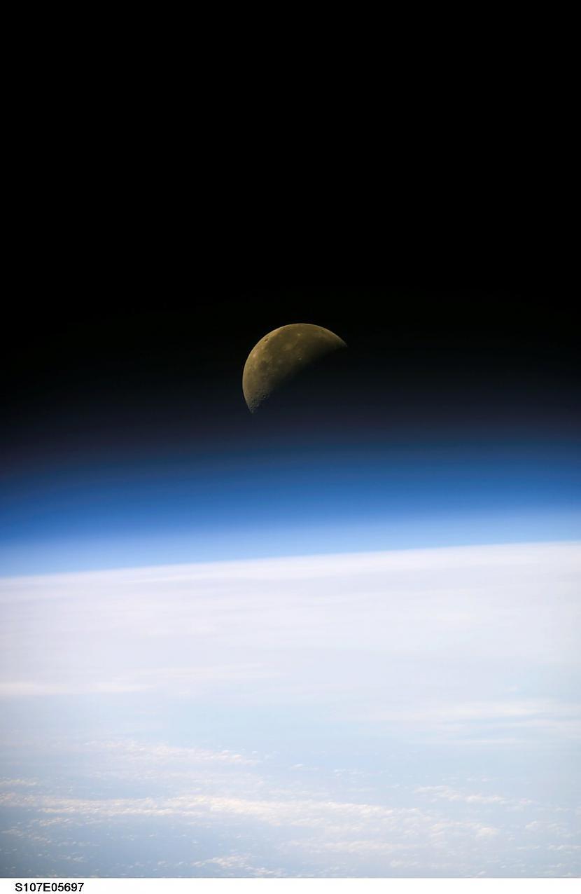 Viena no iespaidīgākajām... Autors: Moonwalker Episkās Zemes bildes no kosmosa