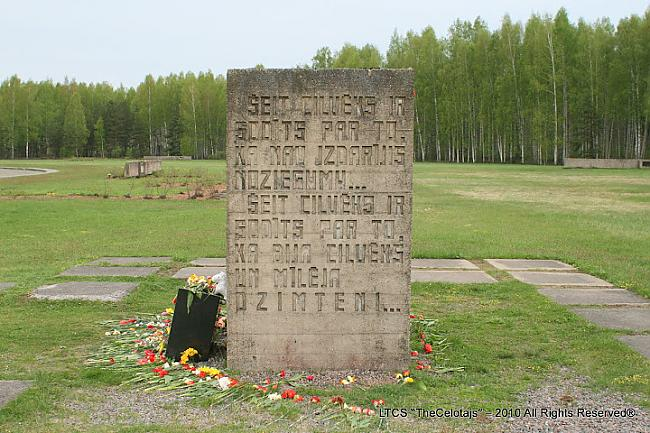 Scaroneit atrodas no akmens... Autors: Kasdankis Kurtenhofa