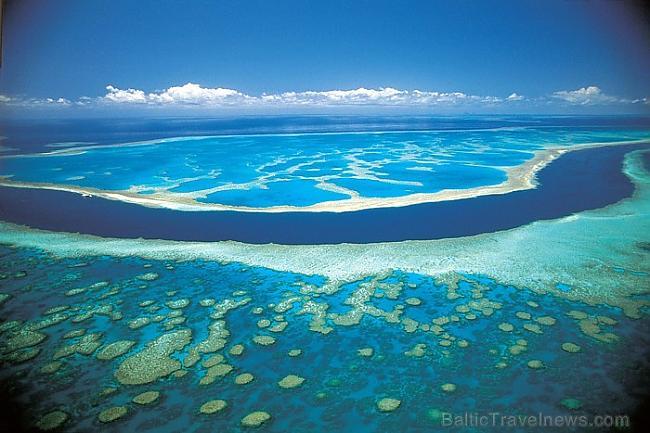 Austrālijas koraļļu rifi Autors: APJUNSENO Elpu aizraujoši dabas skati
