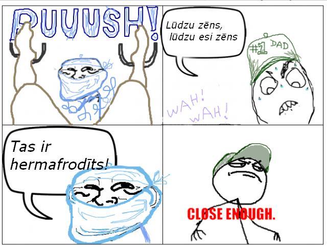 Autors: Lopiņš01 Paštulkoti komiksi!#2