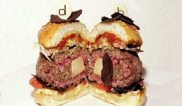 NosaukumsnbspThe DB Royale... Autors: Fosilija Dārgāko burgeru TOP 10