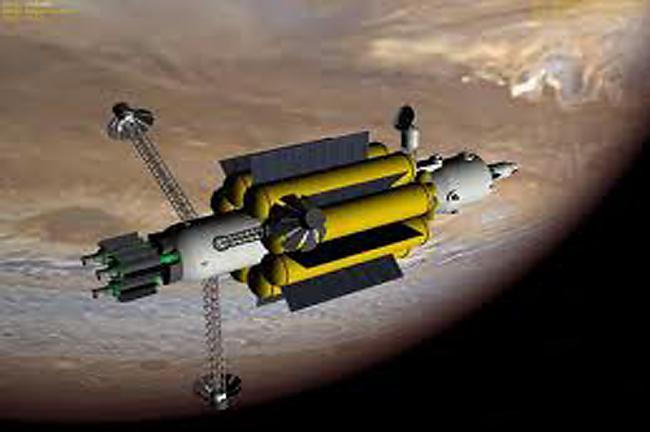 Čangs Diazs attīstīja VASIMR... Autors: Treiseris 39 dienās līdz Marsam