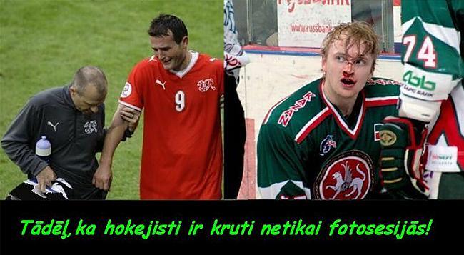 Autors: wilkatis Kāpēc hokejs ir krutāks par futbolu?