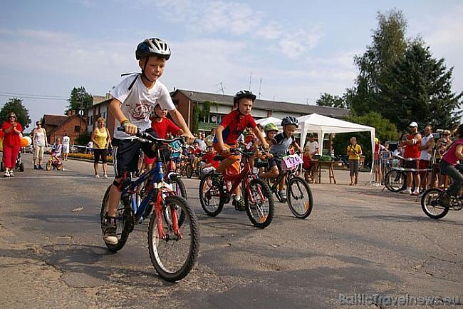 Mazie riteņbraucēji Autors: pikijschu Šķūnenieku kauss