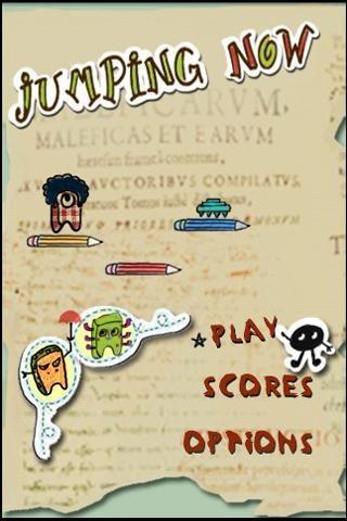 Jumping nowsākscaronu ar... Autors: roawrr Android spēles tavam telefonam : )