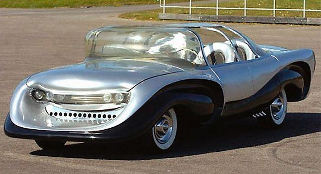 1957 AURORA Autors: PallMall Neglīti auto.