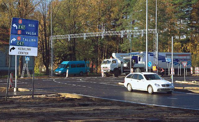 Igaunijā notiek aktīa ceļu... Autors: estrella Eiropas ceļi. 3. daļa.