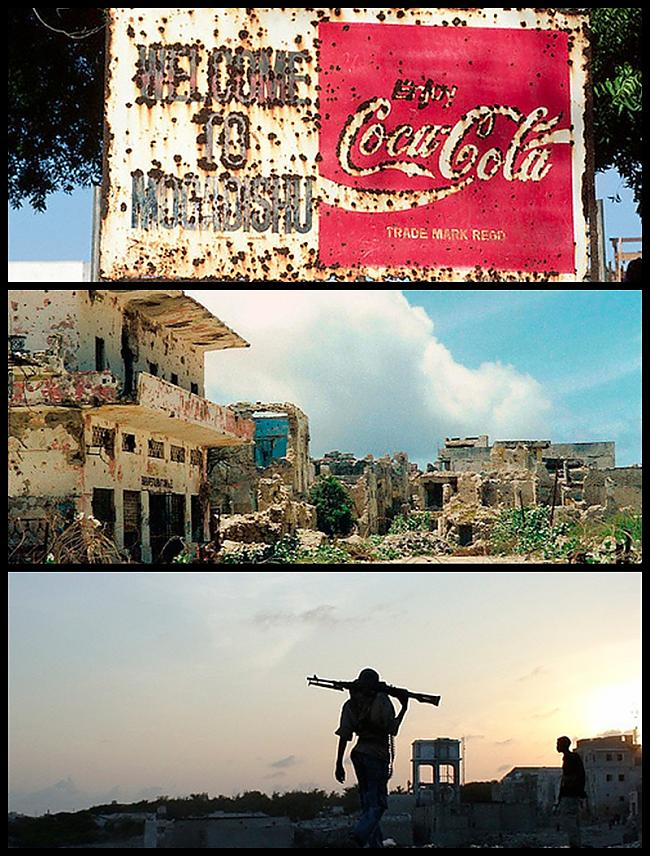 Mogadīscarono Somālija Bijusī... Autors: Treiseris 10 vietas, kur Tu negribētu dzīvot