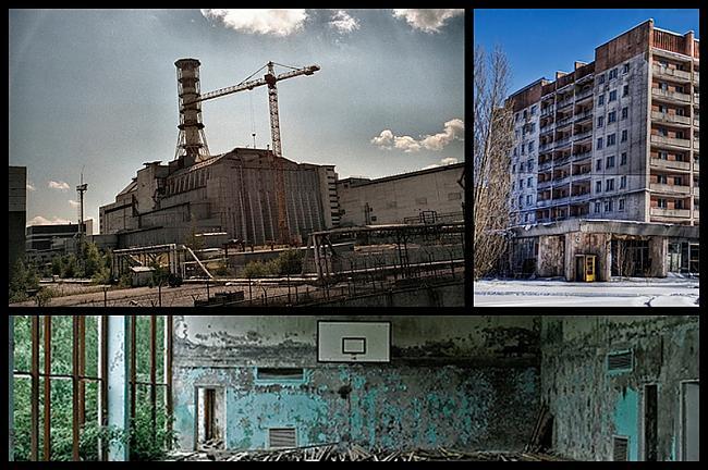 Černobiļa Ukraina 1986 gada 26... Autors: Treiseris 10 vietas, kur Tu negribētu dzīvot