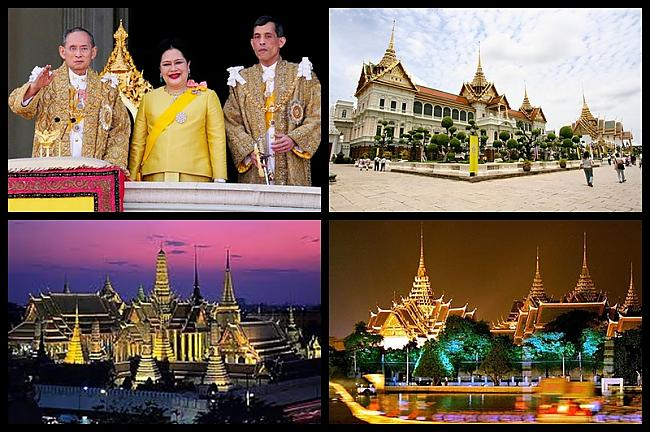 Bhumibols Aduljadejs Taizemes... Autors: Treiseris Karaļi un viņu pilis 1.daļa