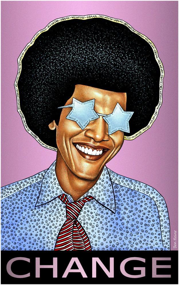 Autors: luvazhels Baraka Obamas Fan Art!!!