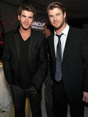 Chris Hemstworth and Liam... Autors: Agresija Slavenības