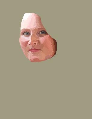 Tā nu seja ir pilnībā... Autors: Fosilija 6h darbs Paintā!