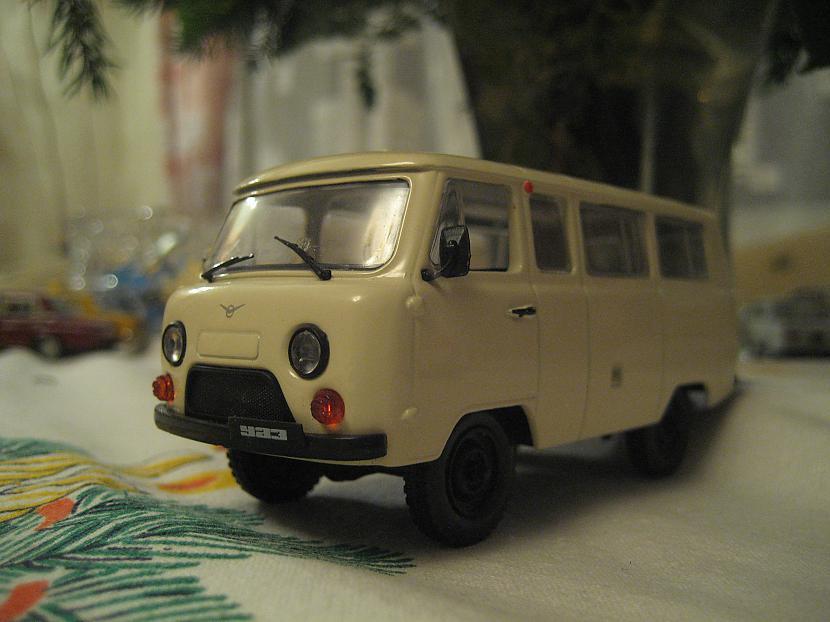 Uaz Autors: Mimis Mana automodeļu kolekcija.