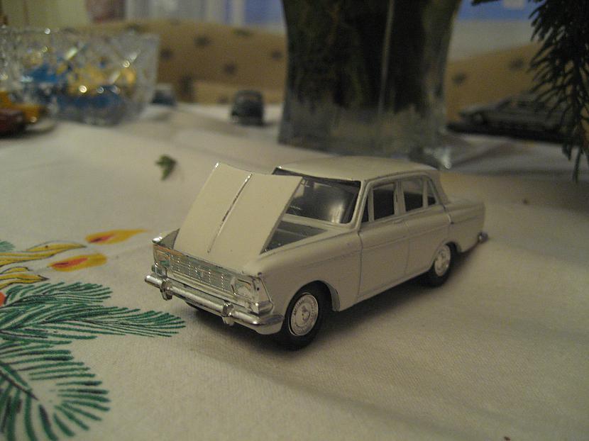Moskviscarons Autors: Mimis Mana automodeļu kolekcija.
