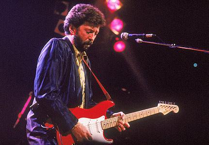 1Eric ClaptonĒrika Kleptona... Autors: jankelliitis Top 10 leģendārie ģitāristi