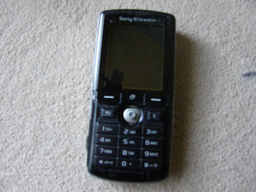 Sony Ericsson K750i Nopirku to... Autors: Latišs Visi mani telefoni
