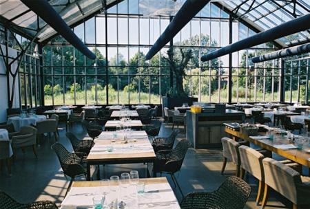 Greenhouse Restaurant in... Autors: Fosilija 10 Interesantākie restorāni Pasaulē =)