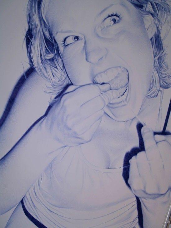 Autors: waiwars Lodīšu pildspalvu māksla