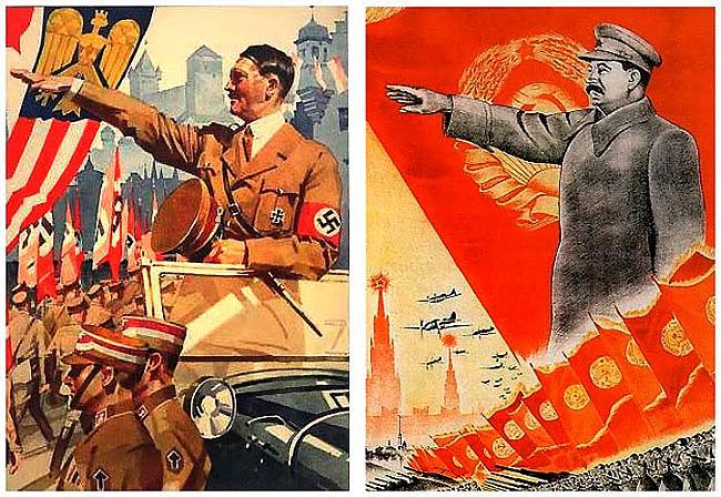 2 Pasaules kara laikā... Autors: Moonwalker 2. Pasaules Kara propaganda
