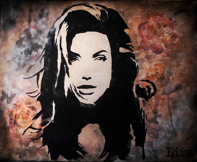Angelina Jolie Autors: kyosk LiivArt
