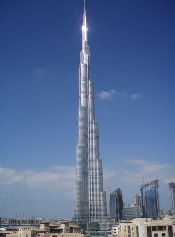 Scaronajā iespaidīgajā celtnē... Autors: Fosilija Iespaidīgais Burj Khalifa.