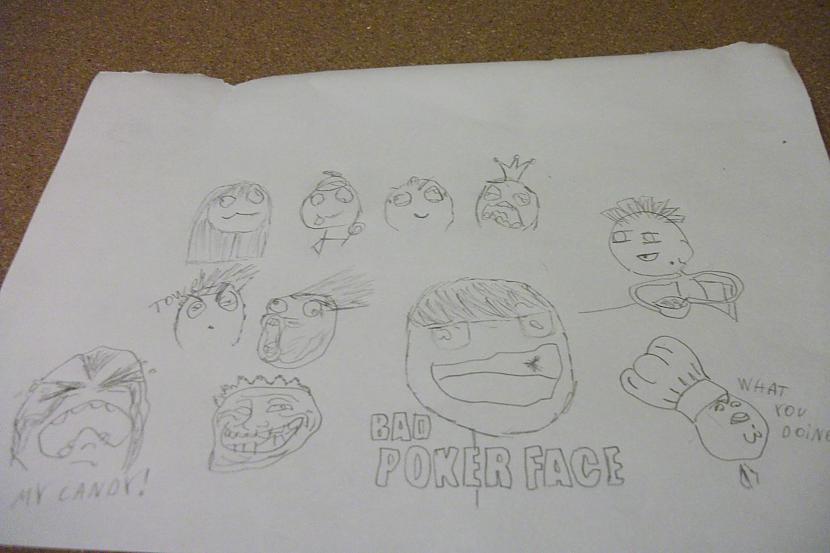 faces2 Autors: persis2000 Mani zīmējumi daži...