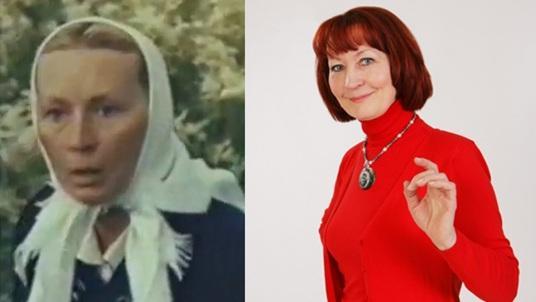 Māte jeb Akvelīna LīvmaneFilmā... Autors: Zanduchii Toreiz un tagad latviešu mākslas filma Cylvāka bārns