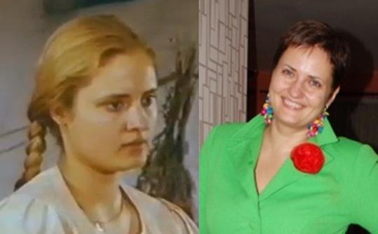 Malvīne jeb Uva SegliņaFilmā... Autors: Zanduchii Toreiz un tagad latviešu mākslas filma Cylvāka bārns