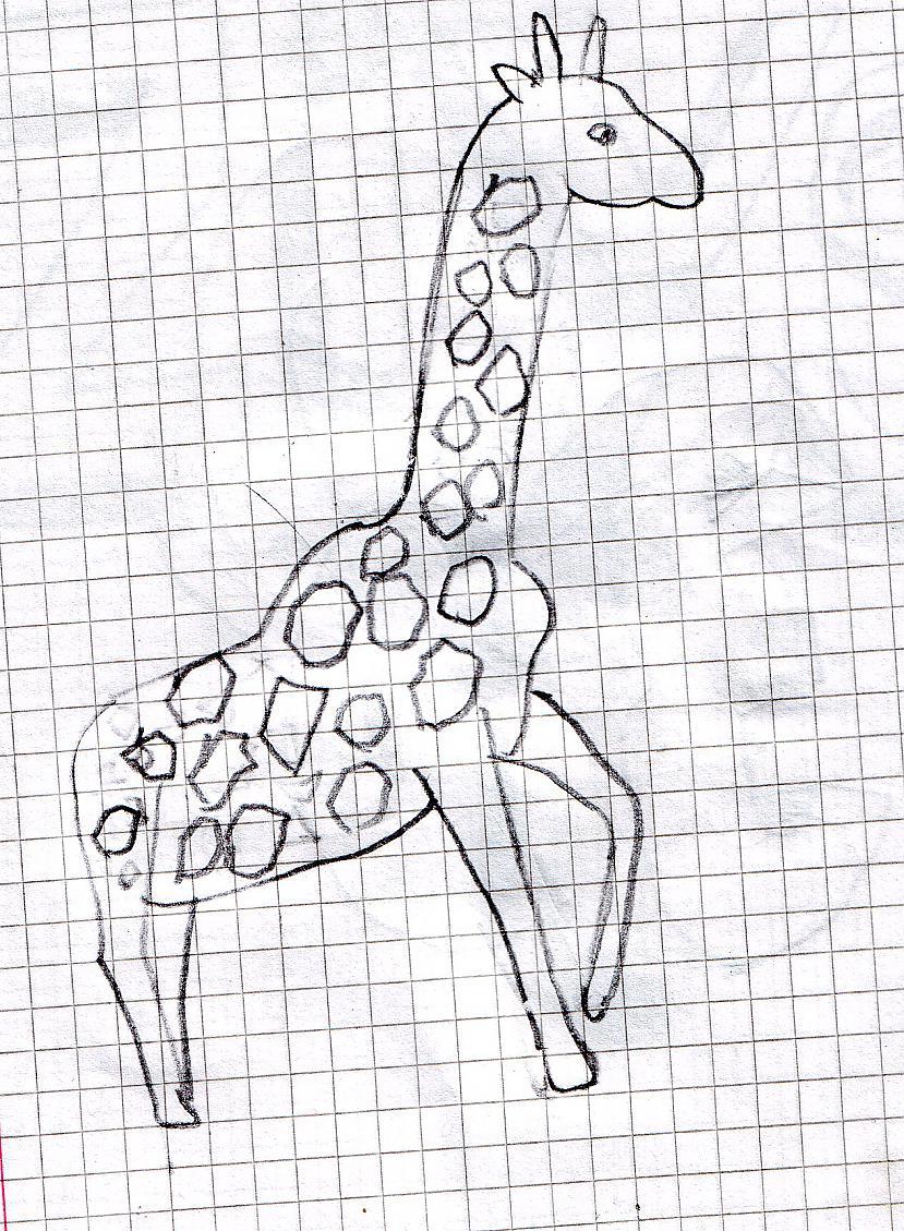 Autors: Badijs mans draugs Mācos zīmēt.