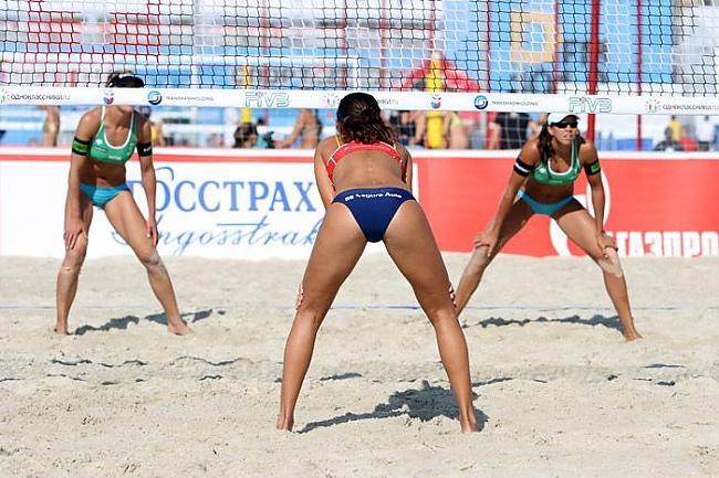 Autors: ORGAZMO Volejbols Maskavā.