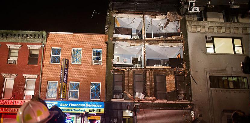 Nobrukusi mājas siena Autors: Kuvis13 Pāris bildes no Ņujorkas ASV.(POSTIJUMI)
