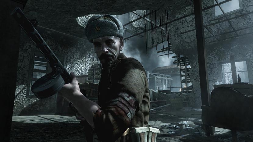 Līderi vada ar piemēru nevis... Autors: diedelnieks123 Labākie Call of Duty citāti