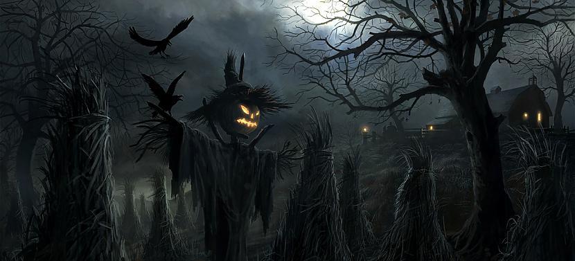 Runājot par quotSamhainquot... Autors: Kinkažu Helovīna simboli un to nozīme