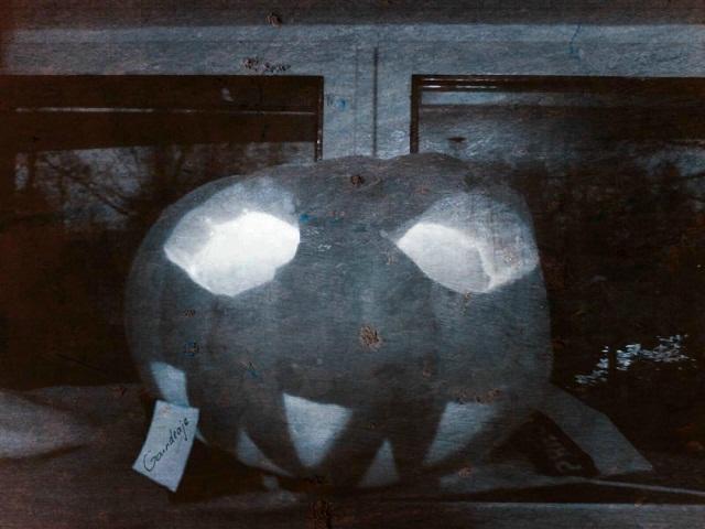 Autors: Gaindeaje Vecais Helovīnu ķirbis