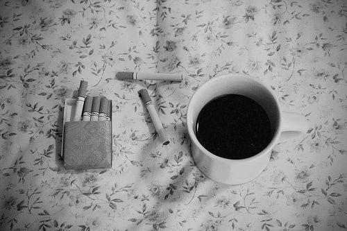 Pietiek nobaudīt tasīti... Autors: salaud prtentieux Caffè citazioni