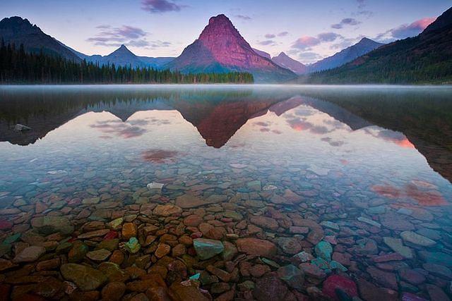 Kristāldzidrais ezers ASV Autors: Raacens Apbrīnojami dabas skati.