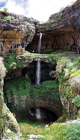 Ūdenskritums Libānā Autors: Raacens Apbrīnojami dabas skati.