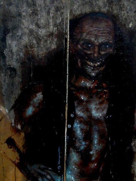 Tas notika 70ajos gados... Autors: olološ Tevi tumsā kāds gaida.