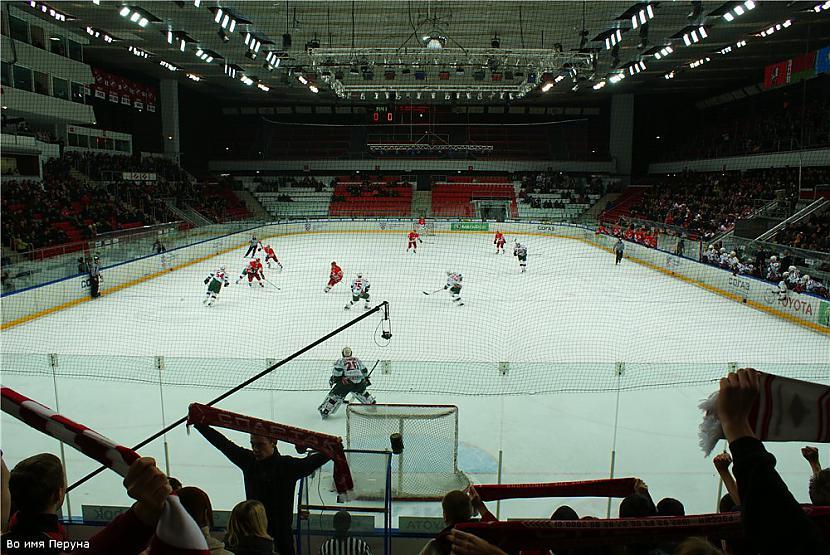 Tas bija pirmais hokeja mačs... Autors: Raziels Nāvējošās košļenes