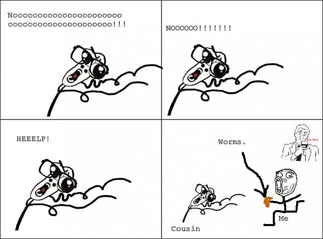 Autors: 12344567543w234567543 Maaazliet pastaisitu komiksu + random shit.