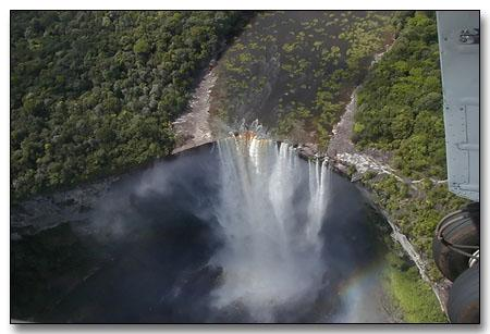 Autors: KorAva Kaieteur ūdenskritums