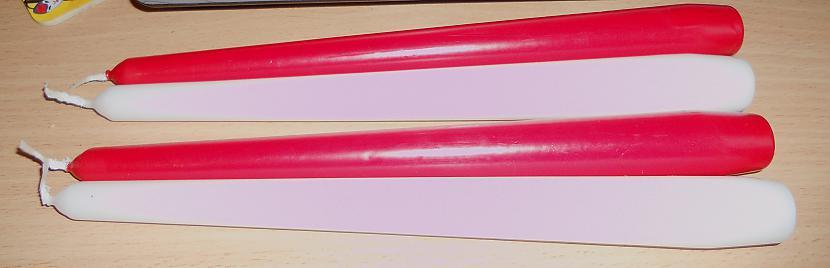 2 sarkanas 2 baltas kā jau... Autors: Agresija Adventes vainags