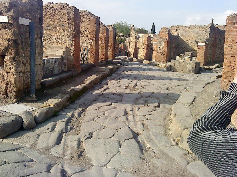 Visspilgtā palika atmiņā... Autors: diedelnieks123 Pompejas ekskursija