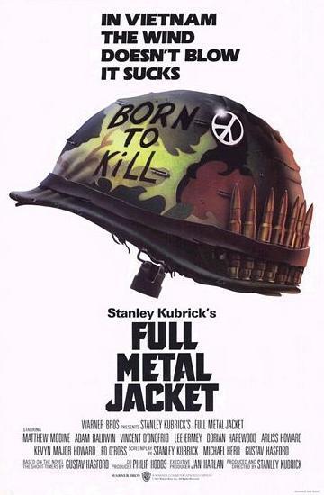 Full metaj jacket Autors: Girtens  Ne tā pirmā svaiguma filmas kuras vērts noskatīties