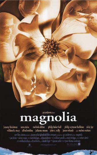 Magnolia Autors: Girtens  Ne tā pirmā svaiguma filmas kuras vērts noskatīties