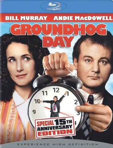 Groundhog day Autors: Girtens  Ne tā pirmā svaiguma filmas kuras vērts noskatīties