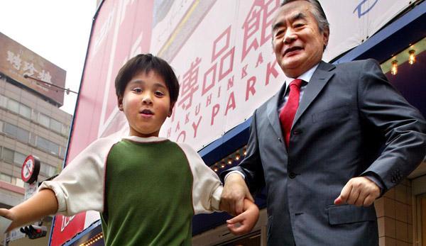 Yoshiro NakamatsuKo viņscaron... Autors: Moonwalker Trakākie ģēniji pasaules vēsturē
