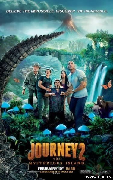 Ceļojums uz Noslēpumu salu Autors: XxlordoftheringsxX 10 Filmas Kuras Noteikti Jāredz 2013.gadā
