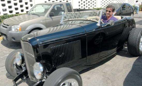Silvestra Stalones Hot Rod... Autors: R1DZ1N1EKS Auto pērles.